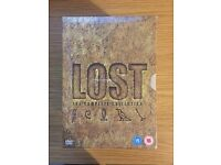Lost: The Complete Collection DVD Box Set Seasons 1-6 (Brand New And Sealed)