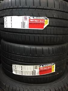 285/35r19 Michelin pilot supersport high performance tires