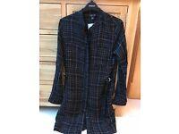 Ladies Topshop shirt dress size 10