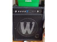 WARWICK SWEET 15 BASS AMP - NEVER GIGGED