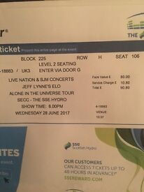 ELO tickets for sale