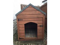Large Dog Kennel hand built, very substantial