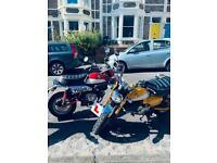 HONDA MONKEY BIKE 125cc