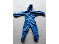 Blue Regatta Puddle Suit (age 4-5yrs)