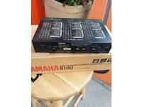 Yamaha R100 Reverb Processor