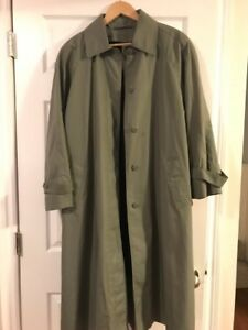 MENS LONDON FOG COAT size 14 (large)