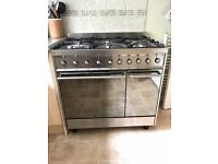 SMEG 90cm Dual Fuel Range Cooker - Available from 20th May