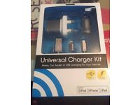 Universal charger Kit brand new
