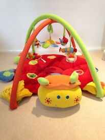 Mamas and Papas caterpillar play mat