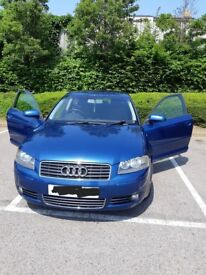 Audi A3 1.6 in immaculate condition.