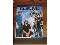 """R.E.M."" Inside Out: The Stories Behind Every Song by Craig Rosen Hardback Book"