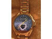 Micheal Kors rose gold smartwatch
