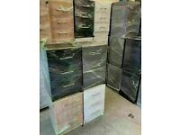 🌞🔥BRAND NEW WARDROBE, CHEST OFDRAWERS, BED SIDE TABLES ALL NEW READY ASSEMBLED