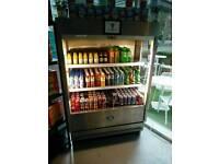 Large display fridge