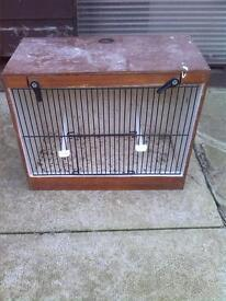 bird carry cage
