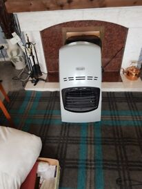 Delonghi blue flame gas heater