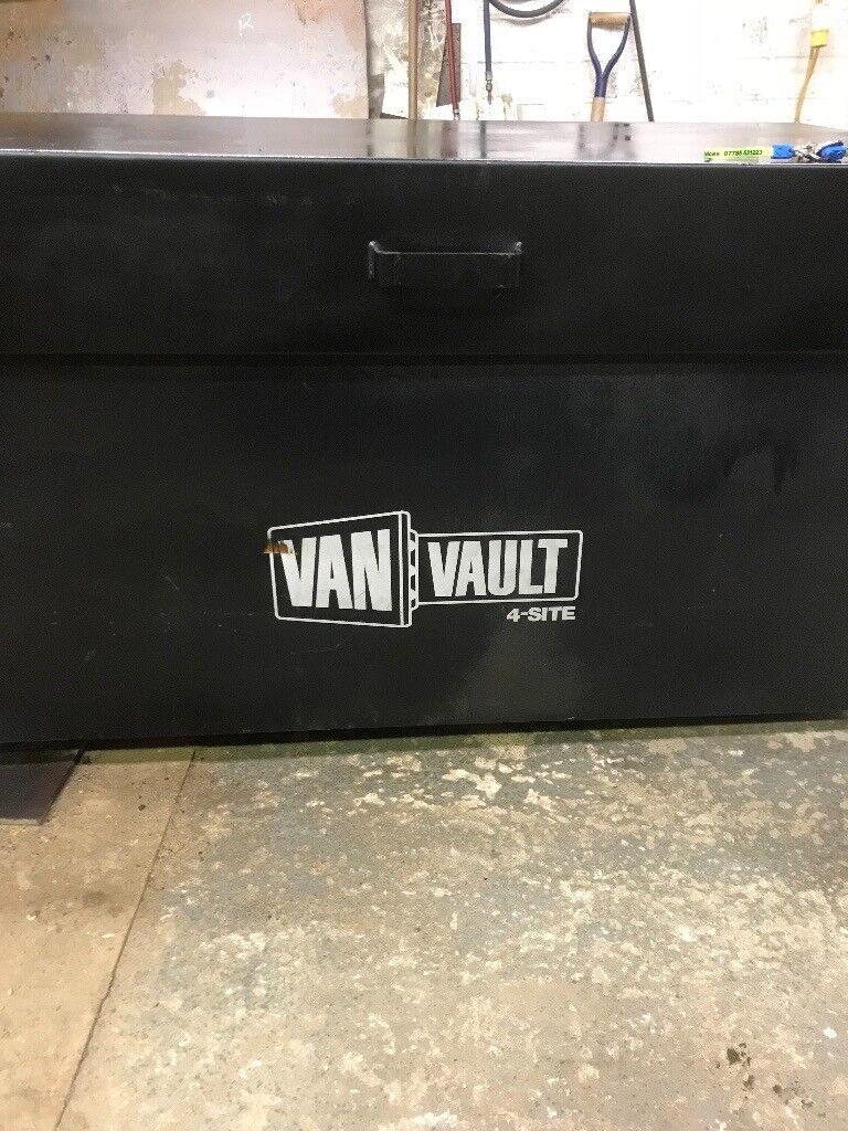 2eaed0447a van vault 4 site site safe tool vault tool box