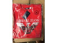 MIX T SHIRTS AVAILABLE FOR SALE ARMANI NORTH FACE NIKE BOSS