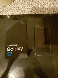 Samsung galaxy 7. Used for 3 months only