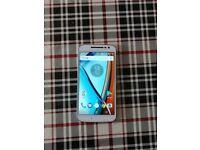 Motorola Moto G4 16GB Dual Sim-Free Smartphone White - £50