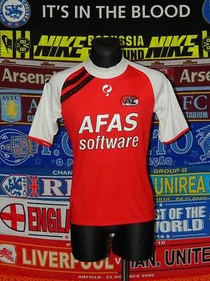 5/5 AZ Alkmaar adults M 2010 football shirt jersey trikot soccer image