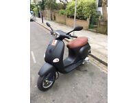 ****FOR SALE VESPA ET4 125cc NEW MOT / LOW MILEAGE £750****