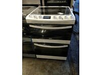 Zanussi Electric Cooker *Ex-Display* (12 Month Warranty)
