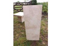 Arthur Llewellyn Jenkins Stone Pillar