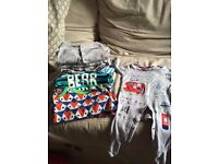 Large baby boy clothes bundle 3-6 months with FREE extras!