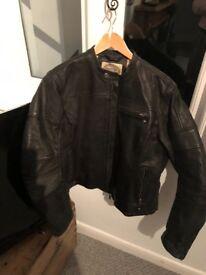 Roland Sands ladies maven jacket size XL worn once