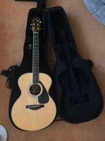 Yamaha LJ6 Acoustic Guitar
