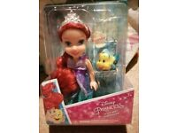 Disney Princess Petite Ariel & Flounder