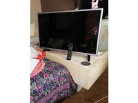 "LG 32"" slimline TV. 18mths old. 75.00 ovno."
