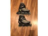 Ladies rollerblade Evo 4 size 6