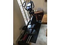 Cheap!!! Cross trainer SOLE E35 lightly used maybe 4 times if that