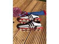 Golf Shoes and head cover