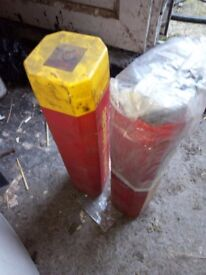 Two Castolin Eutectic Welding Rods boxes