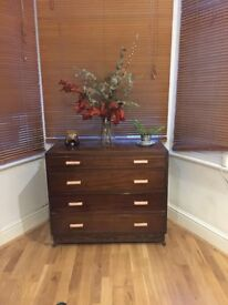 Vintage 1950's Chest of Drawers