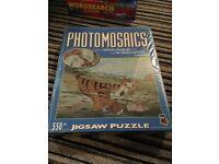 Photomosaics Puzzle (New)