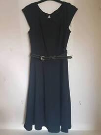 Black dress, size 10
