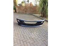 Mercedes sprinter front bumper with spoiler 2006 on