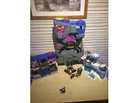 Batman Playsets