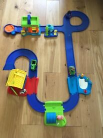 Happyland Car Track