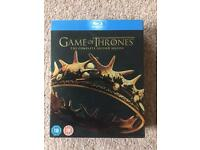 Game of Thrones Blu-ray box set series 2