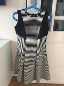 River island dress age 9-10 as new