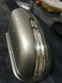 Mercedes wing mirror cover