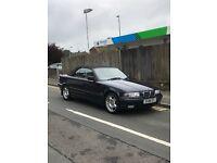 BMW E36 3 Series convertible