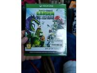 Plant vs zombies garden warfare xboxone