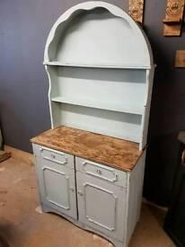 Welsh shabby chic dresser