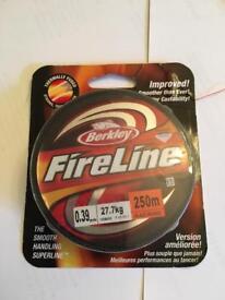 Fire line 27.7kg 250m